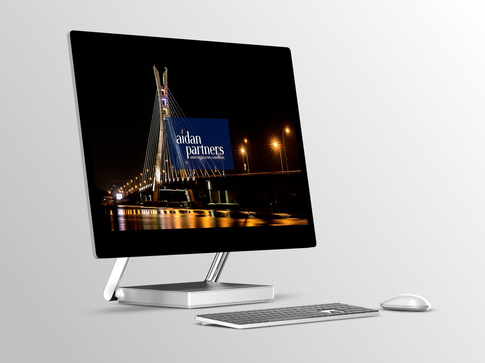 Aidan Partners - Landing Page