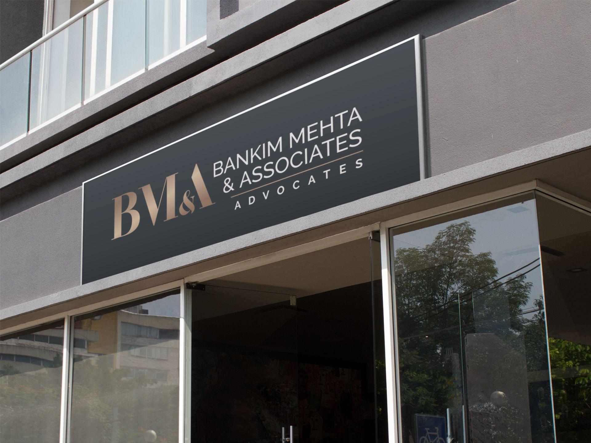 Bankim Mehta & Associates - Logo