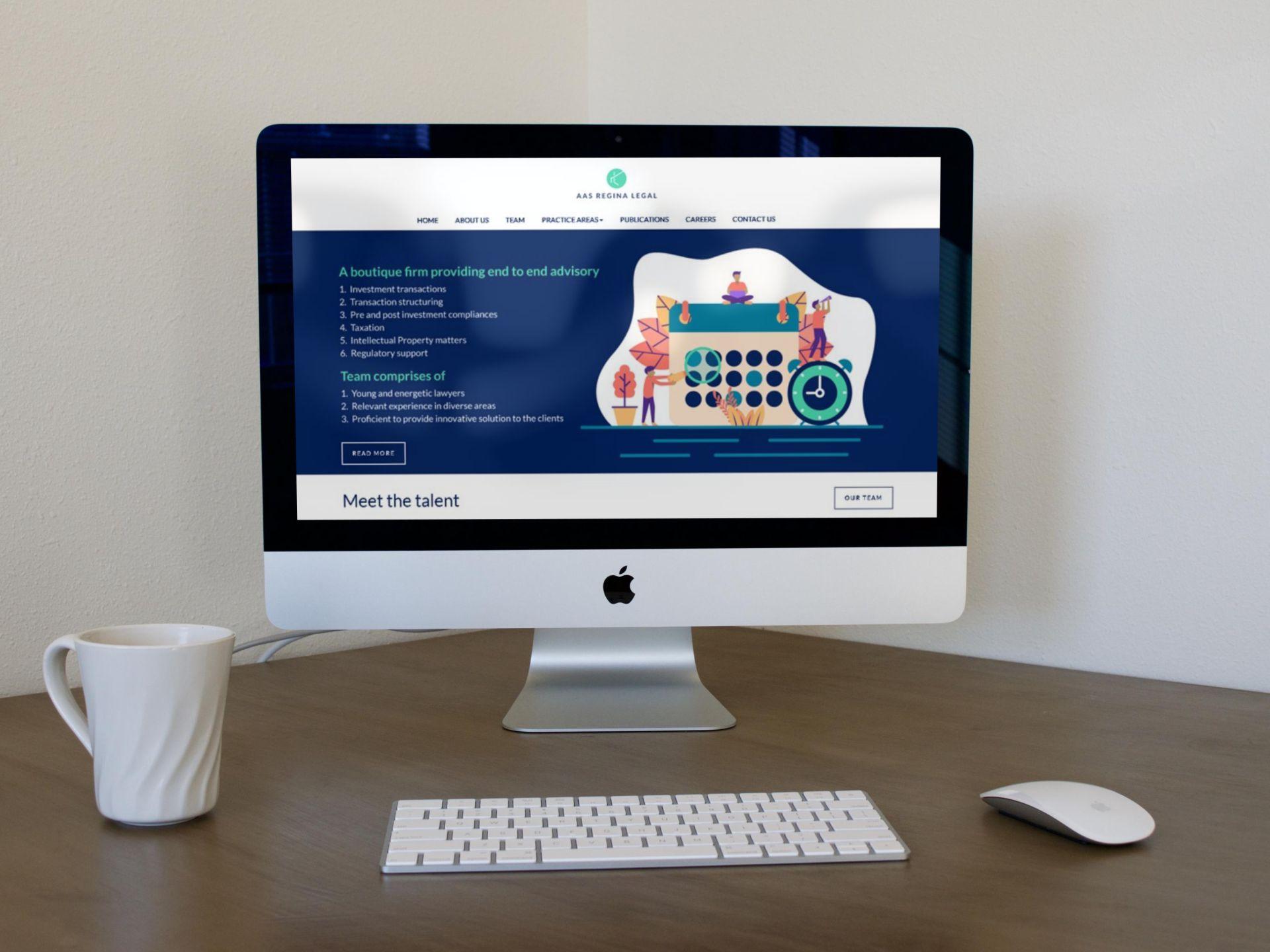 AAS Regina Legal - Final Website