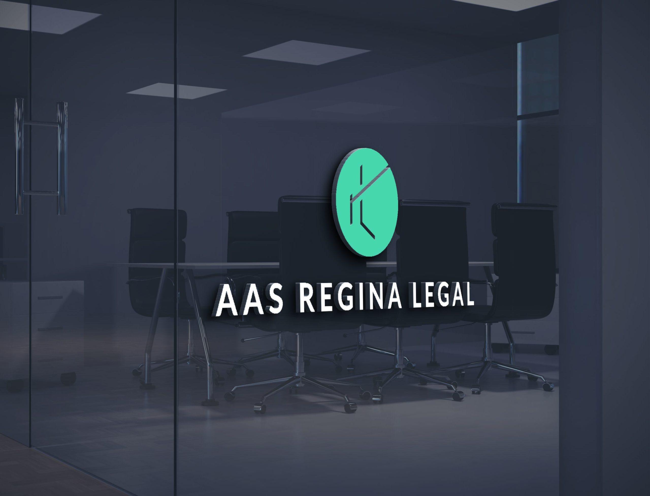 AAS Regina Legal - Signage