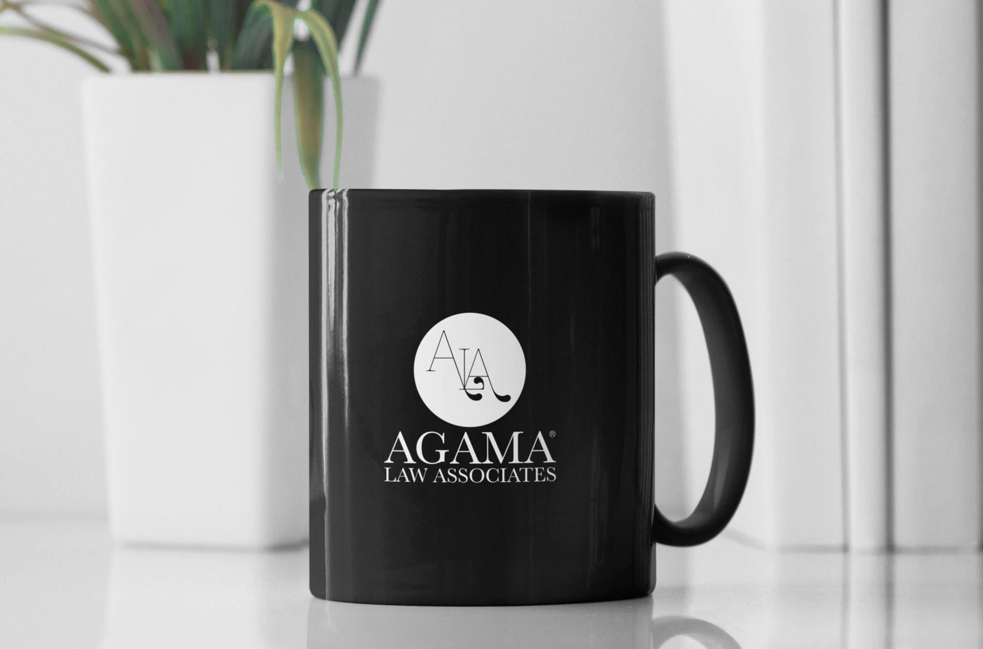 Agama Law Associates - Mug