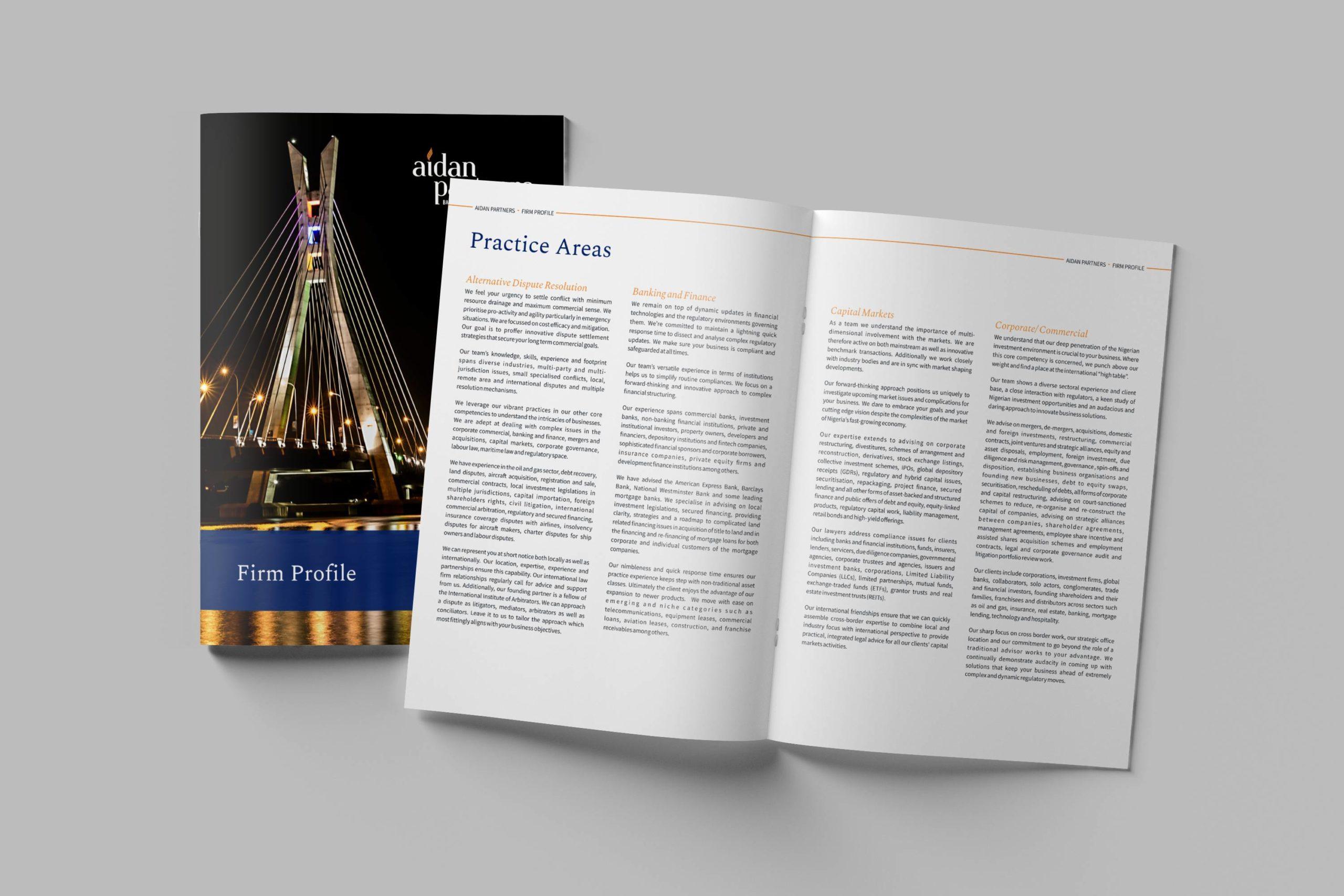Aidan Partners - Brochure