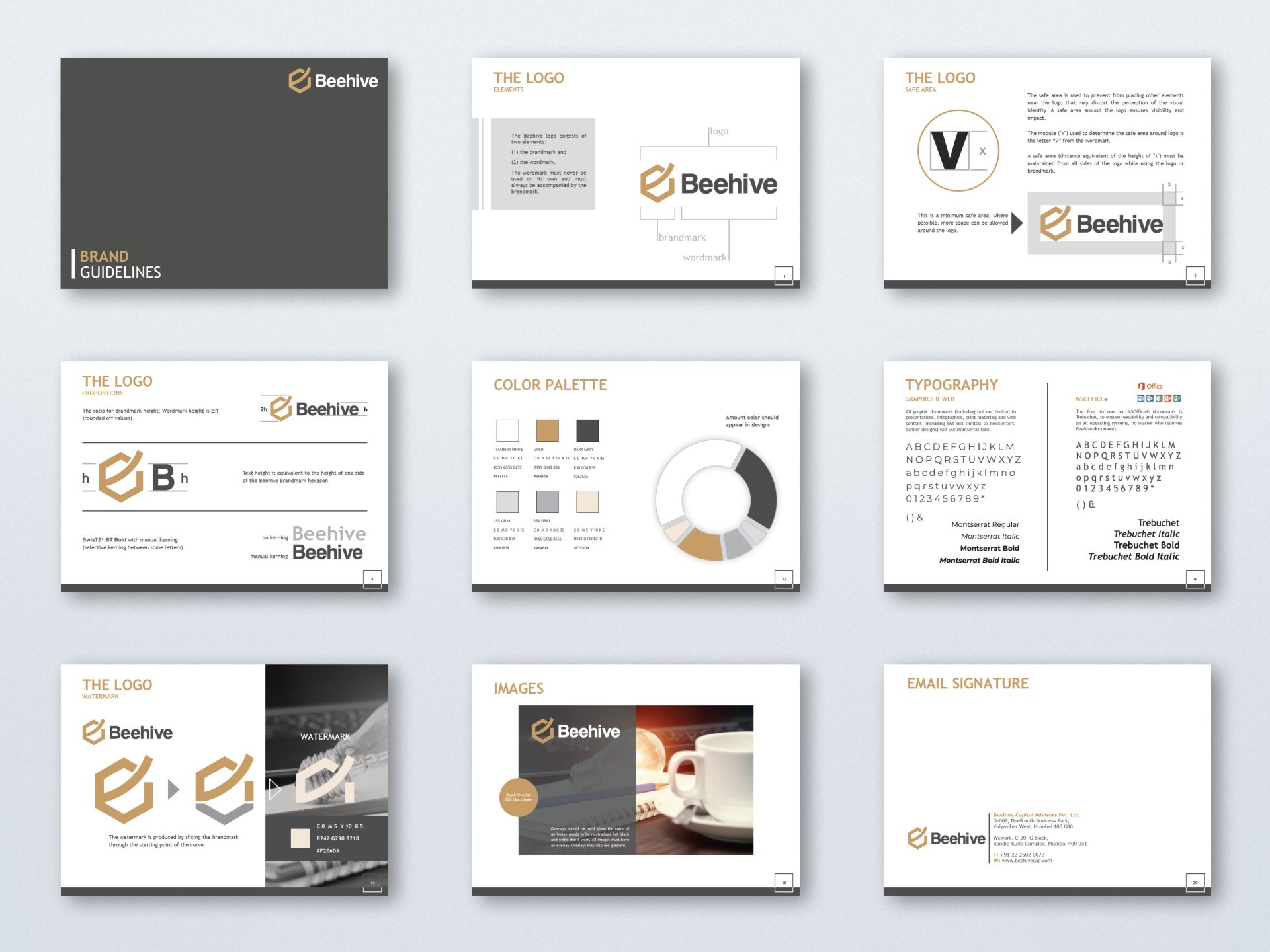 Beehive Capital Advisors - Brand Guidelines