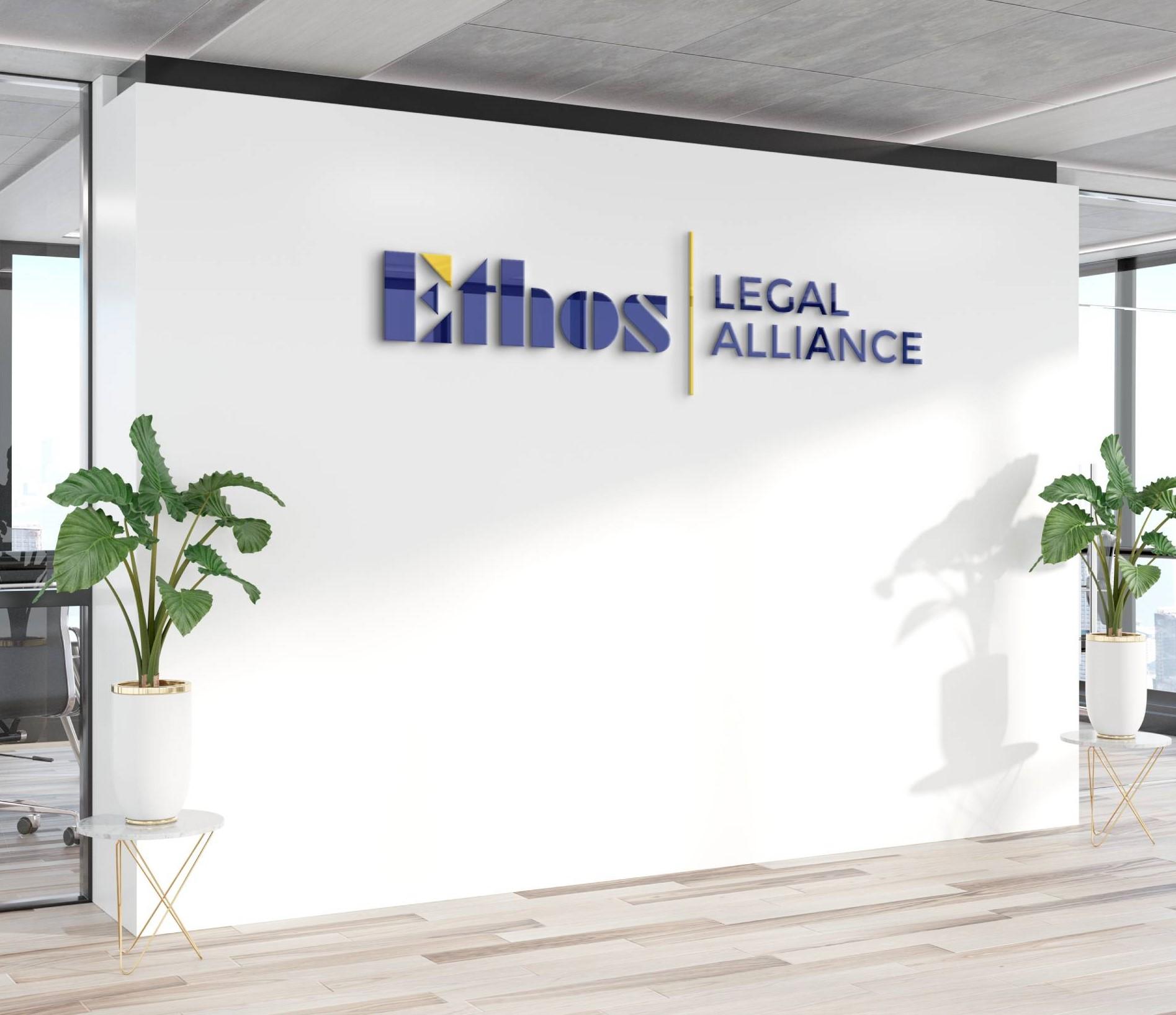 Ethos Legal Alliance - Signage