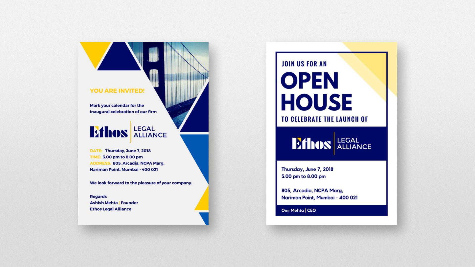 Ethos Legal Alliance - Launch