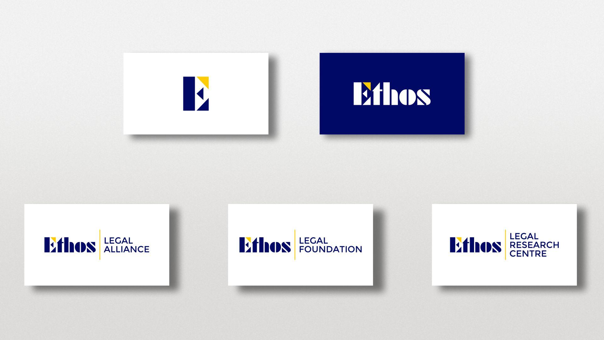 Ethos Legal Group - Logos