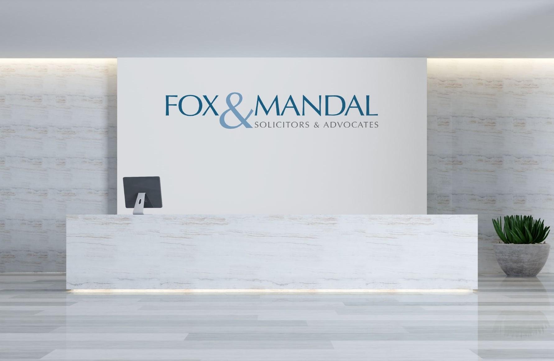Fox & Mandal Logo