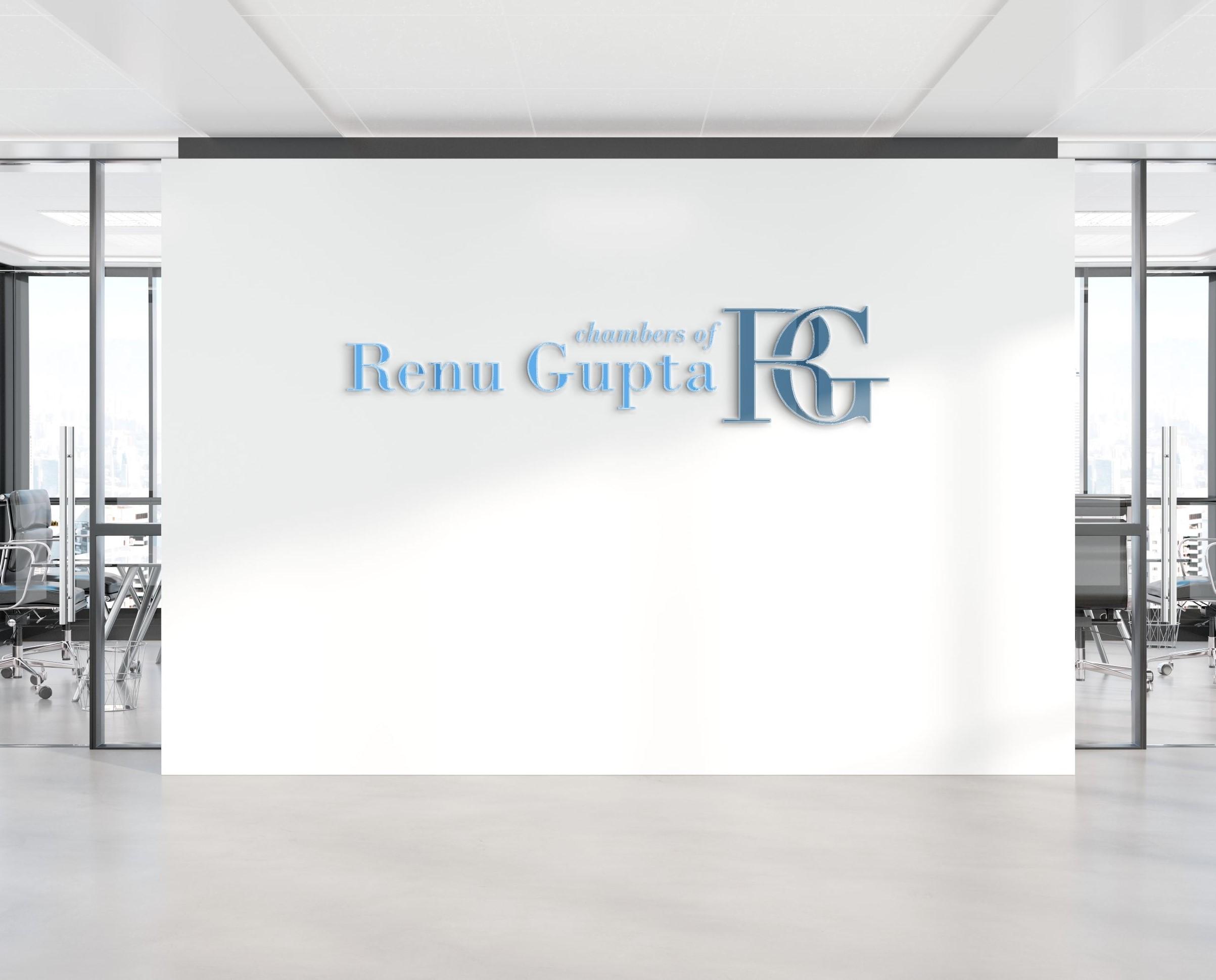 Chambers of Renu Gupta Logo